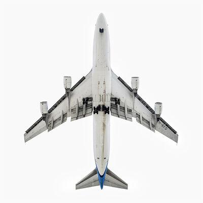 Jeffrey Milstein, 'Air France KLM Boeing 747-400', 2014