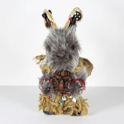 Tomoyasu Murata, 'Rabbit God', 2017
