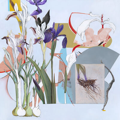 Fiona Ackerman, 'Fleur de Luce', 2019