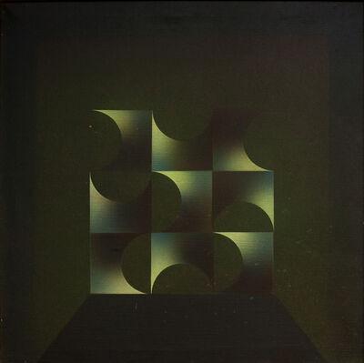 Julio Le Parc, 'Modulation 400 ', ca. 1980