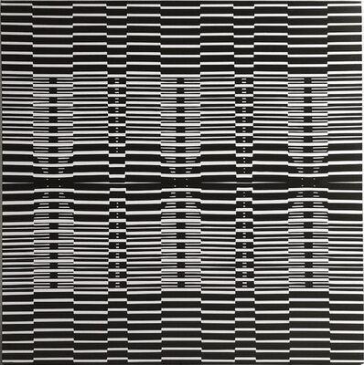 Sutee Eusiriphornrit, 'Dimension of line No. 4', 2017