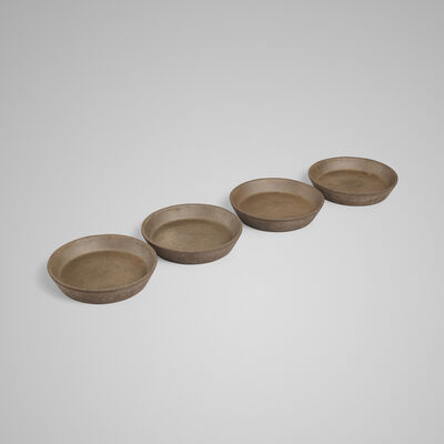 Bergs Potter, 'shallow bowls, set of four'