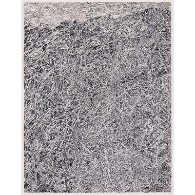 Jean Dubuffet, 'Paysage', juin 1960