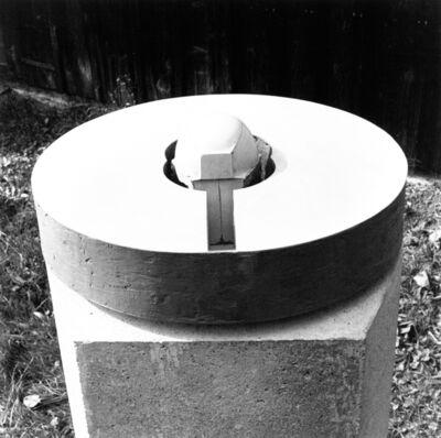 Walter Pichler, 'Lehmkopf', 2007