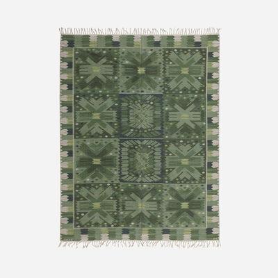 Barbro Nilsson, 'Carnation Tapestry Weave Carpet', 1950