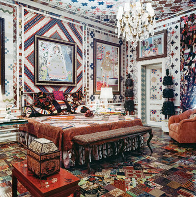 Horst P. Horst, 'Around That Time - Gloria Vanderbilt Apartment, New York', 1970