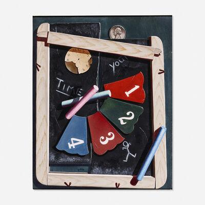 Gary Thomas Erbe, 'Black Board'