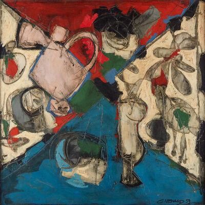 Claude Venard, 'Nature Morte', 1959
