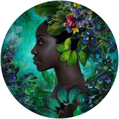 Ysabel Lemay, 'Aura Green', 2017