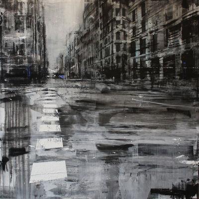 Daniele Cestari, 'La passeggiata del poeta spagnolo', 2018