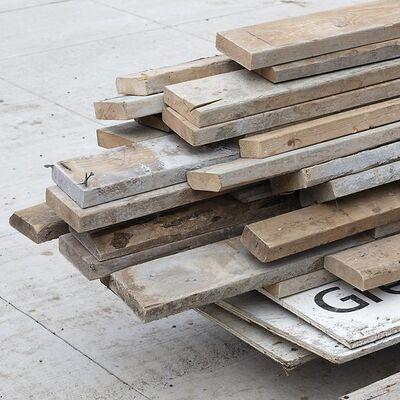 Chris Shepherd, 'Wooden Concrete Forms', 2018