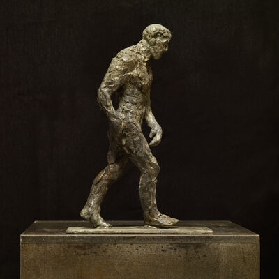 Laurence Edwards, 'Walking Away Maquette ', ca. 2018