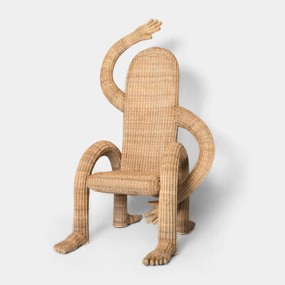 Chris Wolston, 'Nalgona Dining Chair 01', 2019