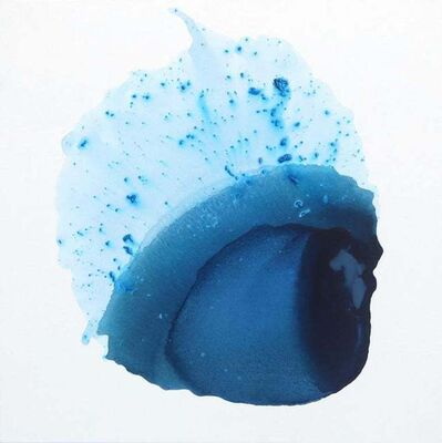 Clara Berta, 'Radiant Blue', 2019