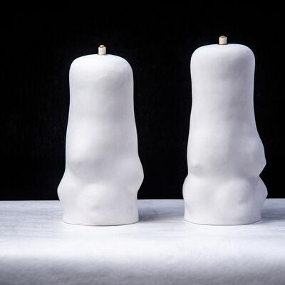 """Claire de Lavallee, '""""Artemis"""" table lamps', 2019"""