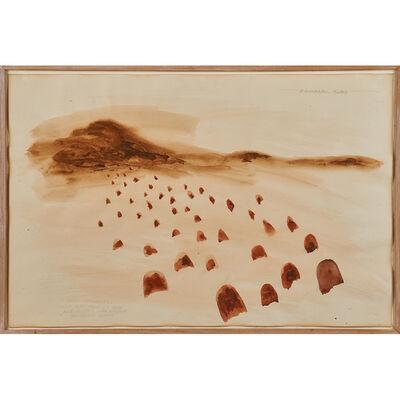 Jody Pinto, 'Fingernail  Bleed', 1976