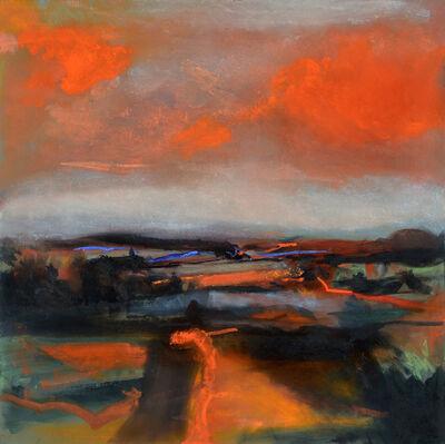 Simon Andrew, 'Red Sky', 2017