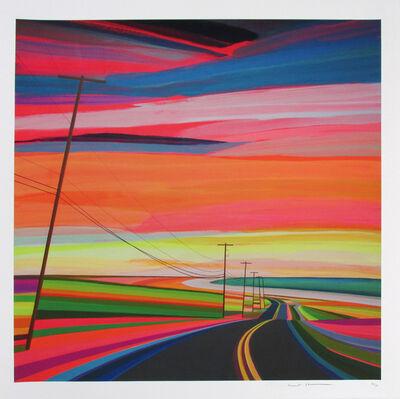 Grant Haffner, 'Sunset on Old Montauk Highway I', 2016
