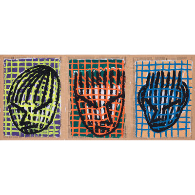 François Boisrond, 'Untitled', 1983