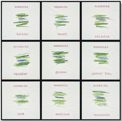 Jonier Marin, 'Amazonia', 1975/2015
