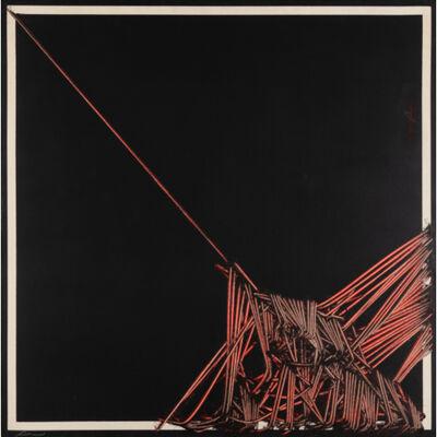 Emilio Scanavino, 'L'angolo protetto', 1973