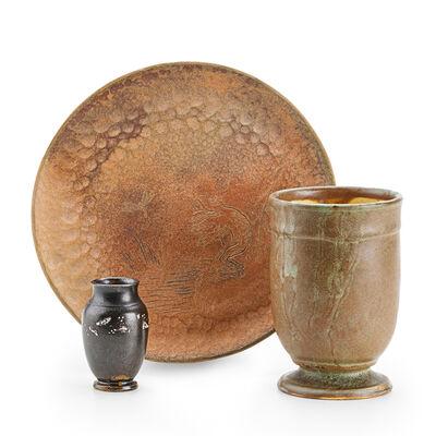 Alexander W. Robertson, 'Alberhill Pottery, Roblin'