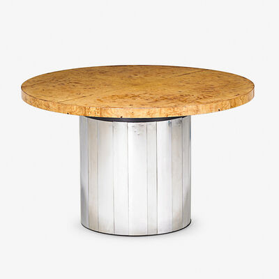 Paul Evans, 'Dining/center table from the 700 Series, USA'