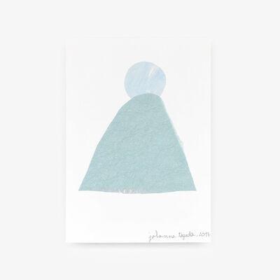 Johanna Tagada, 'Etude du Bleu 20 ', 2017