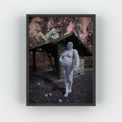 Tim Berresheim, 'Lake I 2006/2019 (Revisited)', 2019