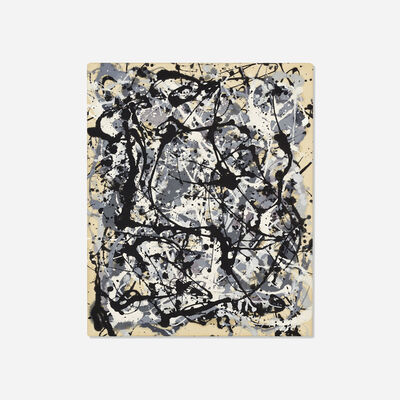 Mike Bidlo, 'Not Pollock', c. 1983