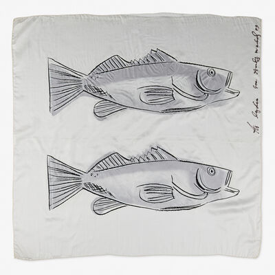 Andy Warhol, 'Untitled (Fish)', 1983