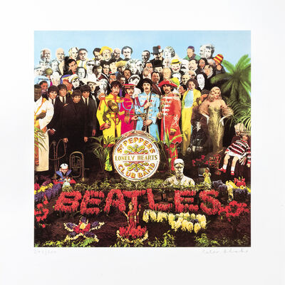 Peter Blake, 'Sergeant Peppers Lonely Hearts Club Band', 2007