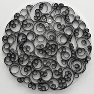 Tulu Bayar, 'Inscribe', 2011