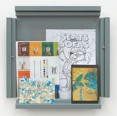 Manfred Pernice, 'Cassette 37', 2014