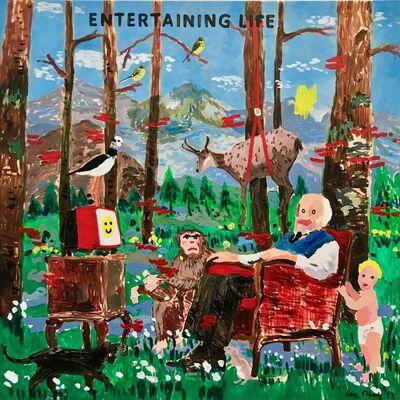 Cesc Abad, 'Entertaining life', 2019