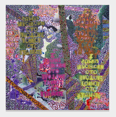 Alexandra Grant, 'Jardin de deseo', 2021
