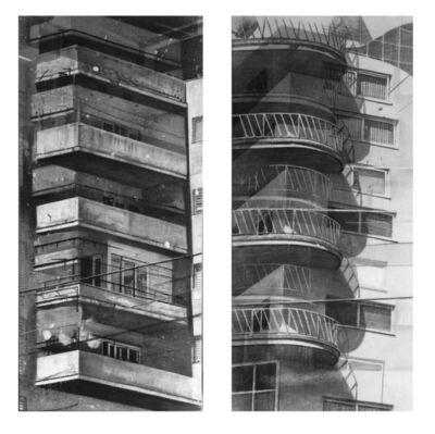 Daniel Rodríguez Collazo, 'De la serie: Ciudades Invisibles - Invisibles Cities ( Diptych)', 2018
