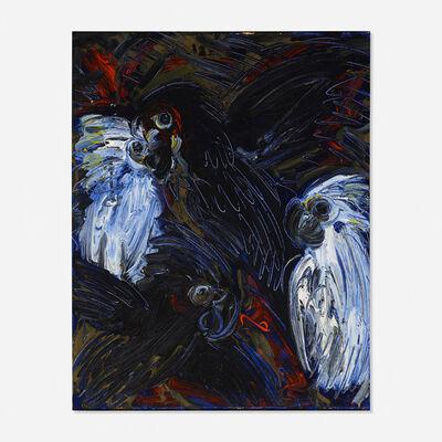 Hunt Slonem, 'Flight', 1991