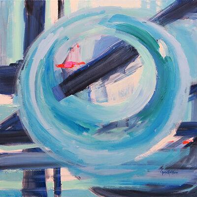 Dana Goodfellow, 'Infinity #2', 2018