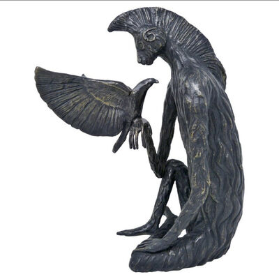 Leonora Carrington, 'Nahual del Mono', 2006