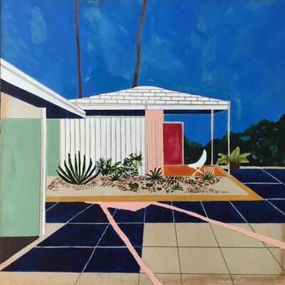 Charlotte Keates, 'Secret Passageway ', 2017