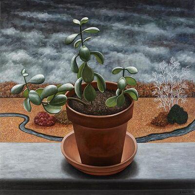 Scott Kahn, 'Rubber Plant', 2020