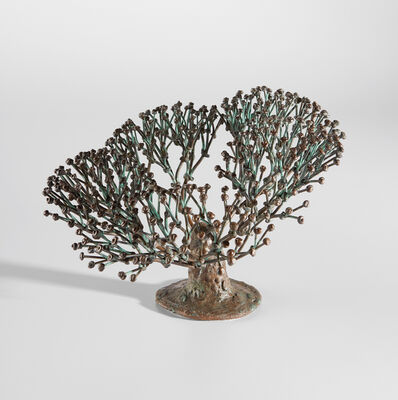 Harry Bertoia, 'Bush sculpture', 1974