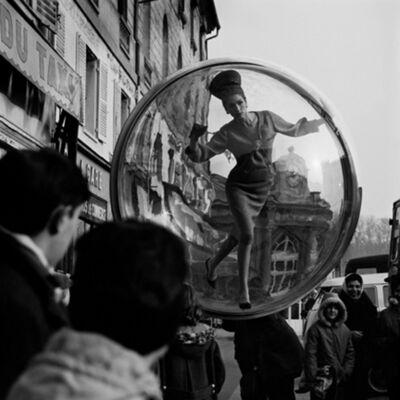 Melvin Sokolsky, 'Du Taxi, Paris', 1963