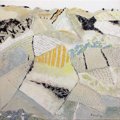 Tullio Pericoli, 'landscape', 2018