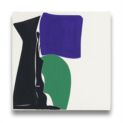 Joanne Freeman, 'Covers 13-Black A', 2014