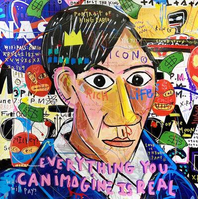 Jisbar, 'Picasso', 2019