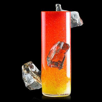 Dale Chihuly, 'Jerusalem Cylinder (Orange and Yellow), Seattle, WA', 2000