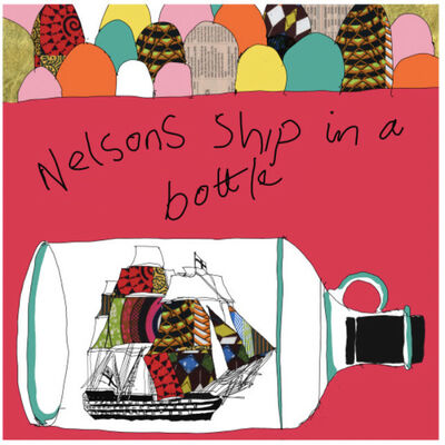 Yinka Shonibare CBE, 'Nelson's Ship in a Bottle', 2016