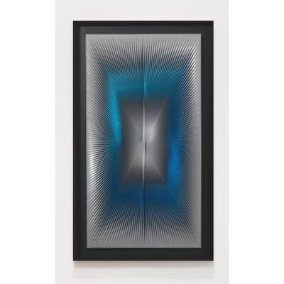 Alberto Biasi, 'Porta Celeste', 1993